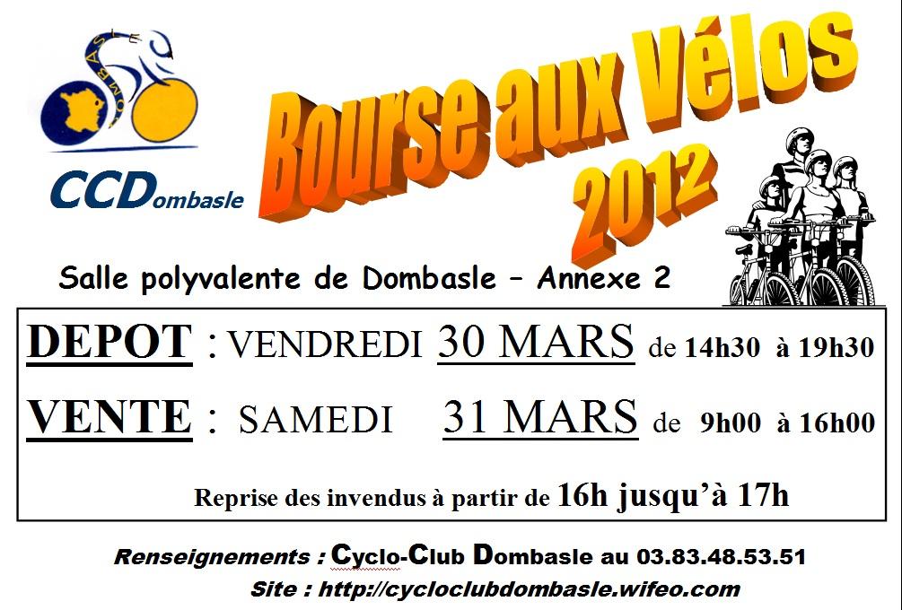 BourseVélo2012