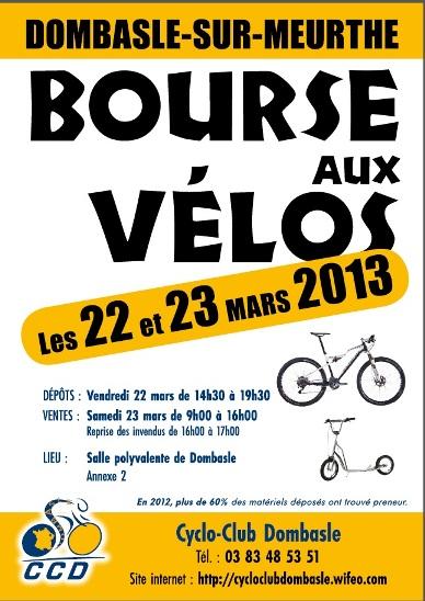 Bourse Vélo 2013-03